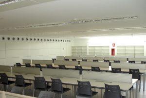 Biblioteca ADE UPV