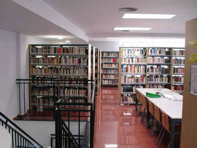 Biblioteca Catarroja