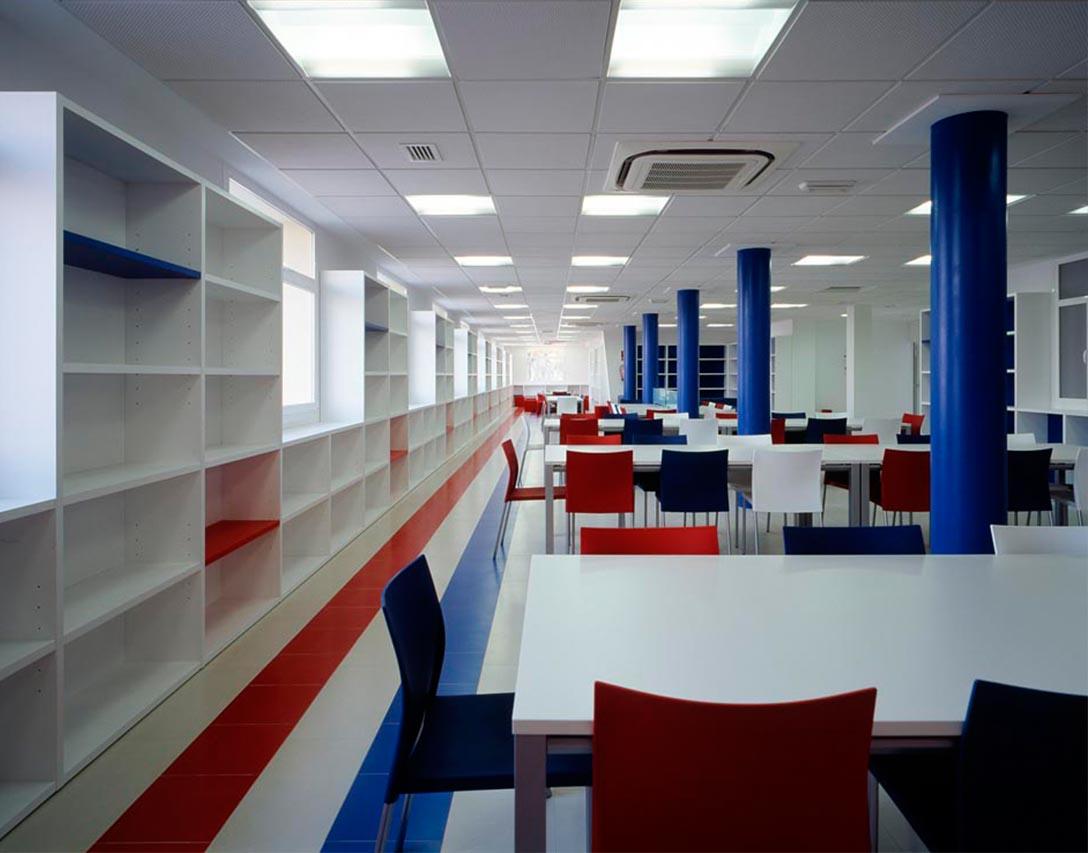 Biblioteca JJ Domine