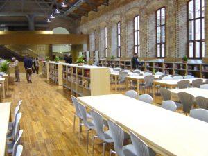 Biblioteca La Petxina