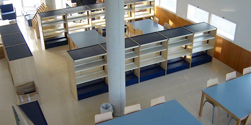 Biblioteca Ciudad Quesada
