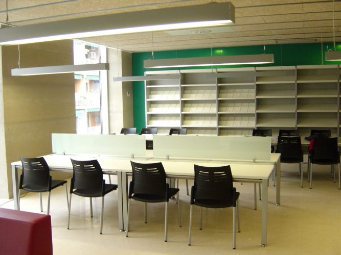 Biblioteca Mendez Nunez