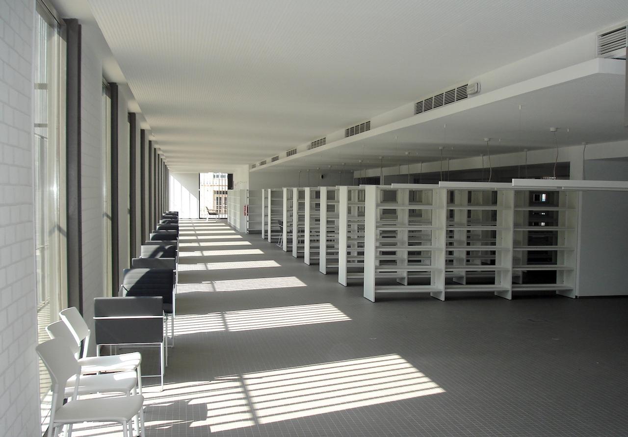 Biblioteca Villarreal