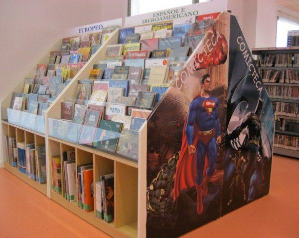 Mueble Comics